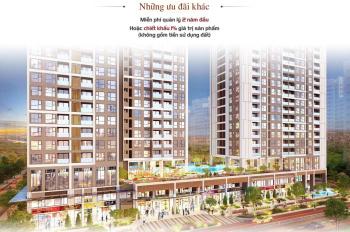 The Antonia từ PMH thanh toán 1,1 tỷ nhận nhà cho căn hộ 2 phòng ngủ hoàn thiện cao cấp 0931344384