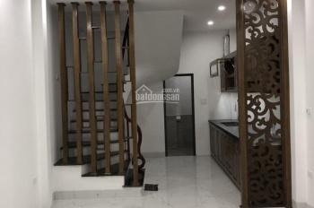 Bán nhà riêng ngõ 156 Lê Trọng Tấn, Hoàng Văn Thái, DT 42m2x5T, xây mới, 2 thoáng giá 3.8 tỷ.