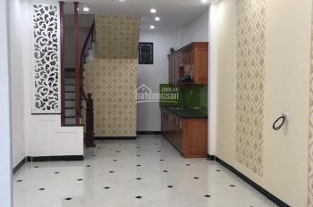Bán nhà phố 8/3, Thanh Nhàn, DT 42m2x5T, MT 3.8m, xây mới tinh, giá chỉ 3.45 tỷ
