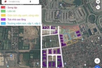 Nhận giữ chỗ lô đẹp suất ngoại giao C13 C14 Phúc Đồng Long Biên, LH BQL DA 090.69.68.666