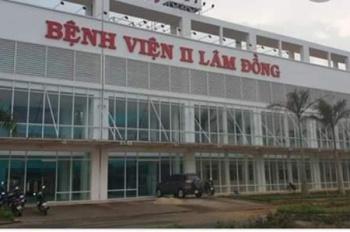 Bán đất mặt tiền đường nhựa 8m, tại Bảo Lộc