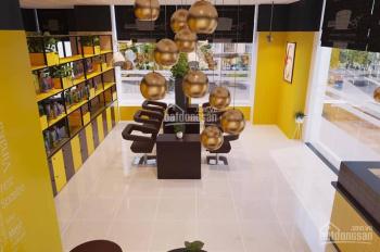 Nhà lô góc mặt phố Bùi Thị Xuân, mặt tiền 18m, 60m2 x 3t phù hợp showroom, LH 0948435258