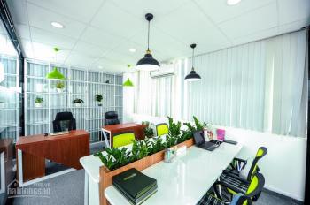 Cần cho thuê gấp sàn văn phòng 250m2 phố Nguyễn Cơ Thạch căn góc, view thoáng