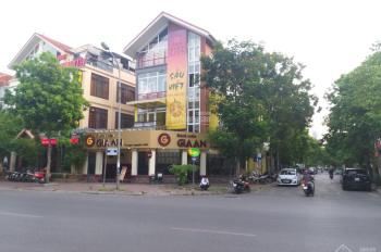 Chính chủ ủy quyền bán biệt thự lô góc, MP Nguyễn Văn Lộc, DT 280m2 x 3,5 tầng, SĐCC, giá 52 tỷ