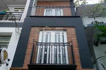 Bán gấp nhà mặt tiền Nguyễn Trãi, DT 4 x 18m, trệt, 3 lầu, HĐT 100tr/th, giá: 30 tỷ TL