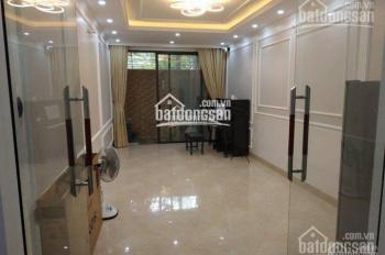 Cho thuê nhà phân lô căn góc 2 MT Pháo Đài Láng - Nguyễn Chí Thanh - Láng. Nhà xây 50m2 * 5T