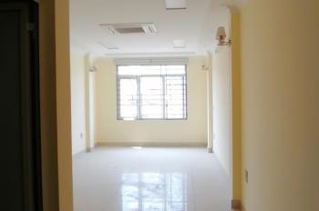 Cho thuê nhà mặt phố Mễ Trì Thượng, 60m2*7 tầng, thông sàn thang máy. giá 30 triệu: lh 0817992222