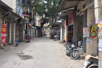 Bán đất Lê Trọng Tấn - Hà Đông (phố Ỷ La) diện tích 30m2 nhà cũ C4, mặt tiền 4.5m. Giá 1.55 tỷ