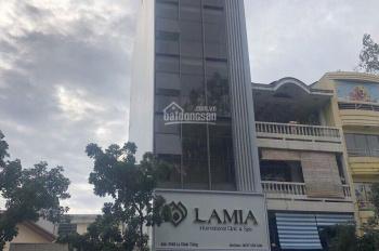 Cho thuê nhà 1 trệt, 3 lầu, MT Phan Đình Phùng, quận Phú Nhuận DT 4.1x28m giá thuê: 55 triệu/th