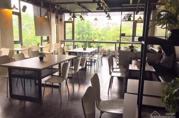Cho thuê nhà mặt phố Trần Thái Tông, Cầu Giấy. DT 37m2 x 3.5T, MT 7m, LH 0964459559