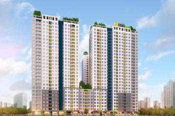 Chuyển nhượng căn hộ Bcons Garden 43m2-2PN + 1WC giá 1 tỷ tại TTTP Dĩ An. Đã có giấy phép xây dựng