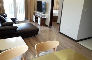 Tôi cần cho thuê gấp căn hộ 902 Hòa Bình Green, 505 Minh Khai, 70m2, 2PN, view sông, đủ đồ, 12tr/th