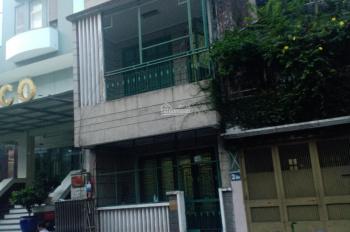 Cho thuê nhà phố mặt tiền Võ Văn Tần, Q3, 80 m2 mặt hậu 18m, 3 tầng, giá 81 triệu/tháng