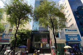 Cho thuê Nhà phố Mặt tiền Huỳnh Khương Ninh Q1, 72 m2 (4m x 18m) mặt hậu 4.2m, 3 tầng, Giá 45 Triệu