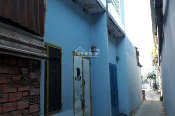 CC cần bán nhà 1 trệt 1 lầu và 1 sân thượng tại khu phố 27 Bình Hưng Hoà B, Quận Bình Tân có sổ CC
