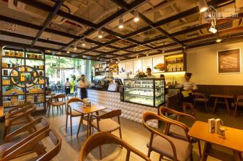 Cho thuê mặt bằng NH, cafe cực hiếm 2 MT Phạm Ngọc Thạch gần hồ Con Rùa DT 294m2, giá 140 tr/th