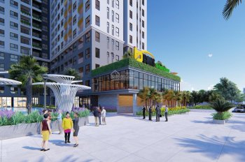 Mua nhà trả góp cực kì đơn giản tại căn hộ Bcons Green View chỉ với 450tr - LH: 0984876546