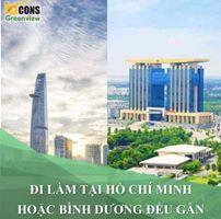 Chính Chủ Bán Bcons Green View Tầng 21, căn số 5 ( chú ý góc 2 View ) Giá bán 1.6,5 tỷ full thuế