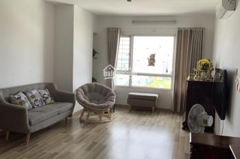 Cho thuê phòng trong căn hộ (60m2) chung cư 1050 Chu Văn An, 1 PN lớn, 2WC, nội thất, cửa sổ
