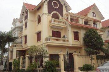Bán gấp 15 căn góc, biệt thự bán đảo Linh Đàm giá 13 tỷ một căn, LH 0913655196
