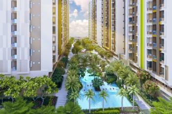 Bán căn hộ Him Lam Phú An, view đẹp nhất block giá 2,1 tỷ, ngân hàng hỗ trợ vay 70%, LH: 0706679167