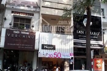 Cho thuê nhà MT Lê Văn Sỹ, Phú Nhuận, DT 4x27m 4 tầng, tiện KD Thời trang, Giá 50tr/th. 0902862382