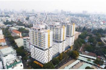 Oficetel Charmington Cao Thắng Q10 35m2 giá 1.570 tỷ