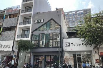 Cho thuê nhà mặt tiền Nguyễn Tri Phương, Q10, trệt + 2 lầu, DT 7x22m. Vị trí đẹp nhất