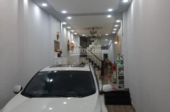 MT Nguyễn Kiệm 90m2, 4 lầu, nhà đẹp, TL