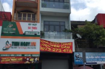 Cần bán nhà mặt tiền Nguyễn Trãi, DT: 5 x 20m, T 3L - 35 tỷ TL - HĐT: 50tr/th - LH: 0932.77.32.86