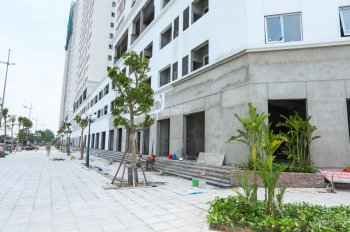Bán shophouse ngoại giao giá rẻ từ 27tr/m2. Kinh doanh tốt với hơn 10.000 cư dân