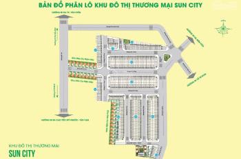 Ngộp ngân hàng cần bán nhanh lô đất vị trí đẹp thuộc dự án The Sun City, An Phú, Bình Dương