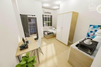 Phòng full NT giá rẻ tại Q3, gần chợ Hoà Hưng, Tô Hiến Thành, Huflit, dễ di chuyển đến quận khác