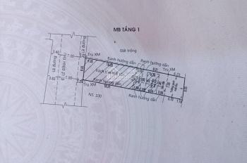 297,1m2 đất mặt tiền Lê Đình Thụ, Q. Tân Phú (ra Vườn Lài 50m)