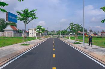 Bán rẻ miếng đất 2,35 tỷ, DT 90m2 tại KDC ngay mũi tàu dưới thị trấn Long Thành, LH: 0907991079