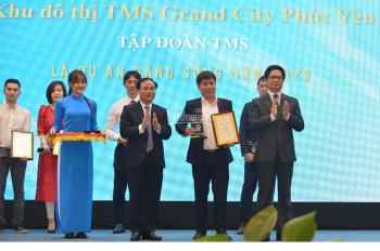 bán đất nền dự án tms phúc yên _ có sổ đỏ _ giá chỉ 900 triệu /80m2