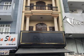 Bán gấp nhà mặt tiền Nguyễn Trãi, DT 4 x 20m, trệt, 3 lầu, HĐT 100tr/th. Giá: 29 tỷ TL