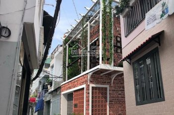 Nhà mặt tiền kinh doanh đường Nguyễn Lâm, P. 3, Q. Bình Thạnh, trệt lầu full nội thất, giá 3,6 tỷ
