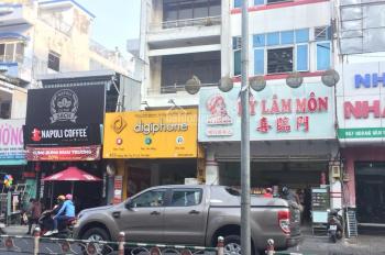 Bán nhà mặt tiền Hoàng Văn Thụ - Út Tịch P. 4 Q. Tân Bình, 5,2x22m, 3 lầu giá 22,8 tỷ (198tr/1m2)