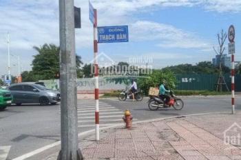 Cho thuê 50,000m2 diện tích đất trống tại đường Cát Linh Thạch Bàn Long Biên Hà Nội