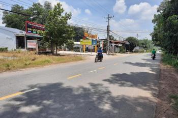 Bán đất mặt tiền đường nhựa 8m thông trong khu dân cư
