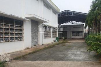Cho thuê kho xưởng 6000/8000m2 đường Trường Chinh, gần KCN Tân Bình, Q12, giá 350 tr/th, gần QL1
