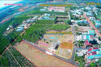 Đất trung tâm TP. Bảo Lộc - cạnh sân bay Lộc Phát và hồ Nam Phương - giá chủ đầu tư