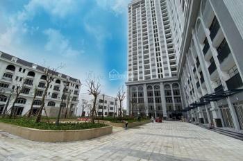 Cho thuê căn góc 3PN diện tích 105m2 view Vinhome tại chung cư TSG Lotus Sài Đồng, full NT, 15tr/th