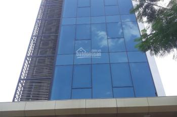 Cho thuê tòa nhà mới xây MP Vũ Tông Phan, DT 120m2 * 7T nổi, 1T hầm, 95 tr/th, LH 0968120493