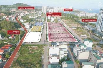 Bán đất xây khách sạn trung tâm Bãi Cháy 355-762m2 giá tốt cho nhà đâu tư đường lớn 0977771919
