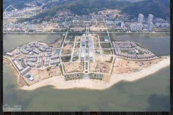 Bán đất khách sạn xây dựng 15 tầng ngay bãi biển Hạ Long dt 355-761m2 giá tốt để đầu tư 0977771919