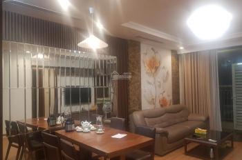 Cho thuê căn hộ 81m2 tại tầng 25 CC Vinhomes Nguyễn Chí Thanh, full nội thất