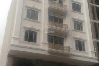 Cần cho thuê tòa văn phòng 8 tầng, mặt tiền 8m tại 68 Trần Đăng Ninh mới