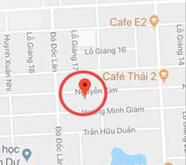 Bán đất đường Nguyễn Kim lô hướng Bắc xung quanh không gần nhà thờ, giá tốt. LH: 0935666742